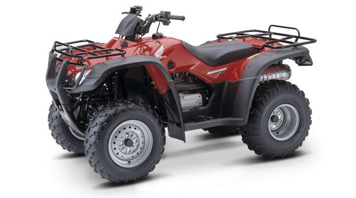2006 honda rancher 350 es manual