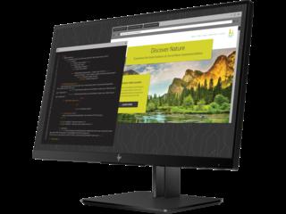 hp 23.8-inch fhd ips vh244a monitor manual