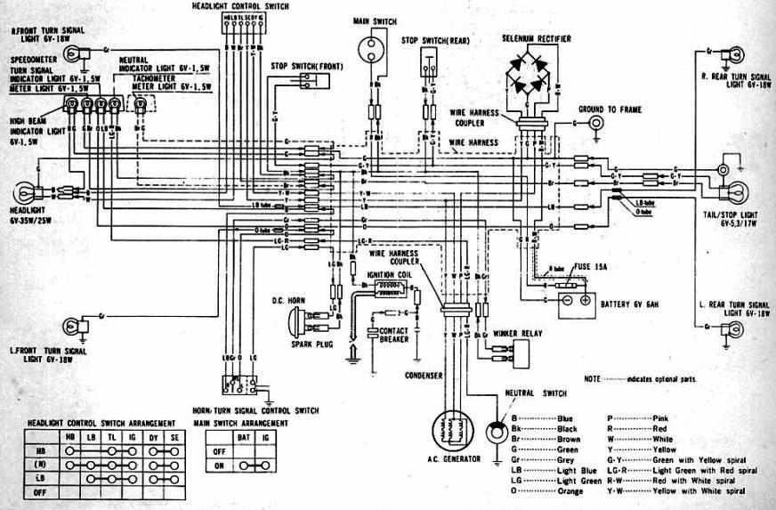 honda cd 70 manual pdf