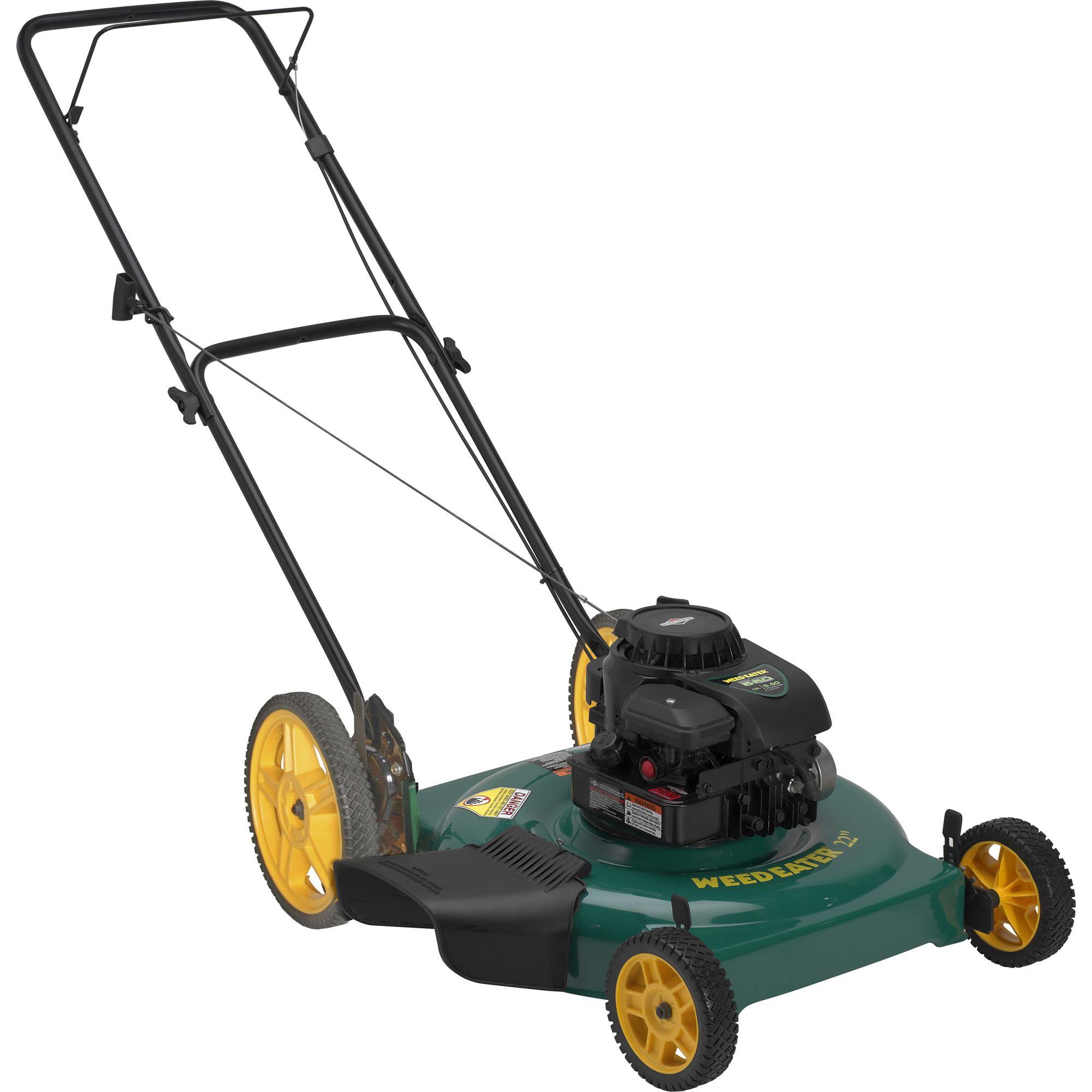honda walk behind mower owners manuals
