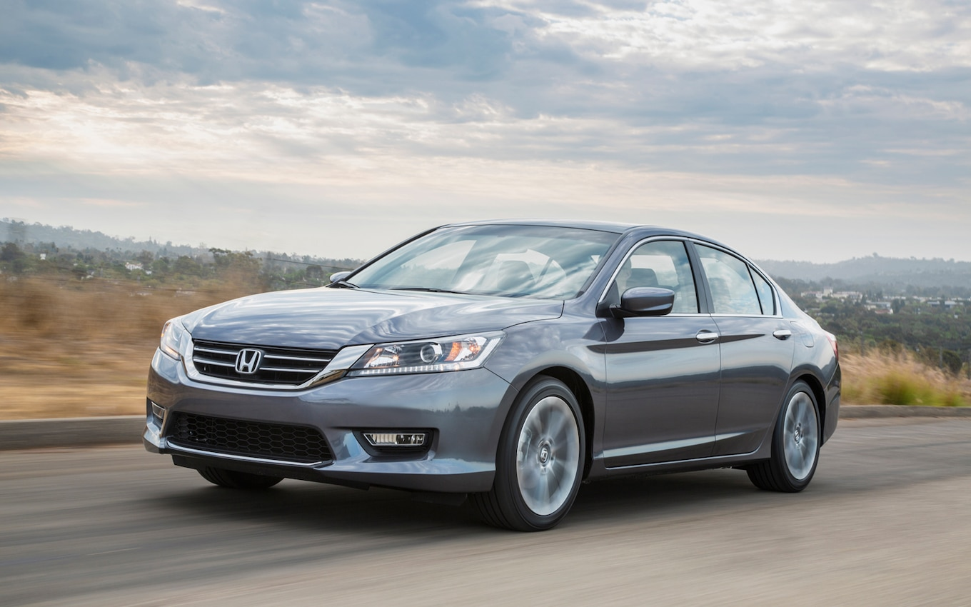 2013 honda accord sedan lx manual