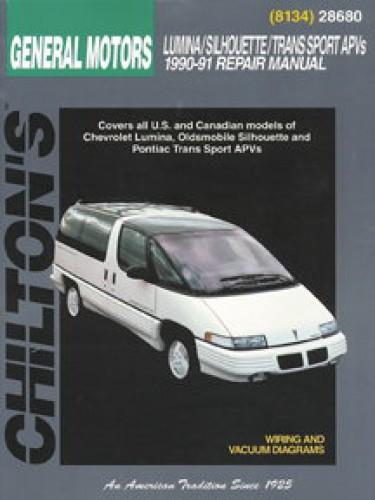1999 chevy lumina parts manual