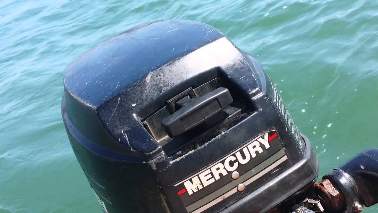 1991 mercury 15 hp manual