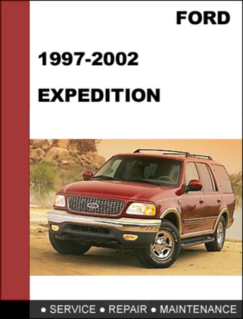 1997 ford expedition parts manual