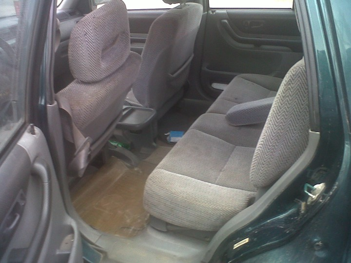 1999 honda crv manual for sale