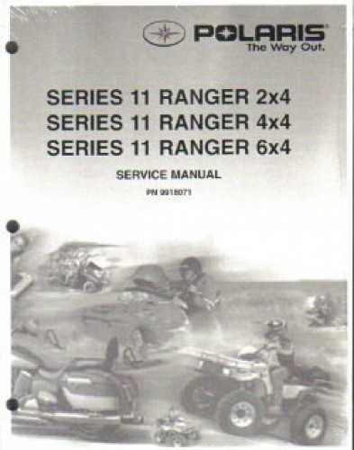 2004 polaris ranger 500 parts manual