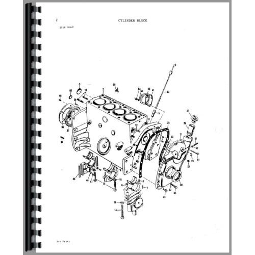 massey ferguson 245 parts manual pdf