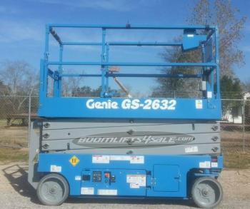 genie gs 2632 parts manual