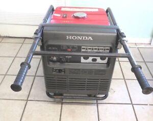 honda eu6500is inverter generator manual