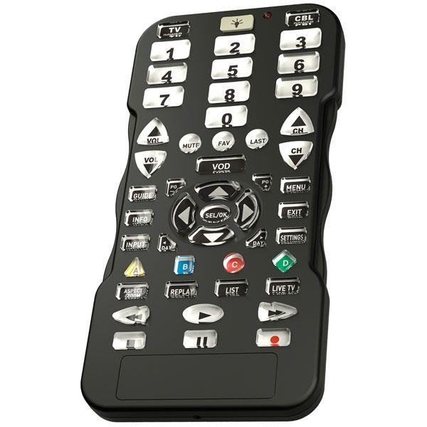 rca 2 device large button remote control black rcrh02br manual