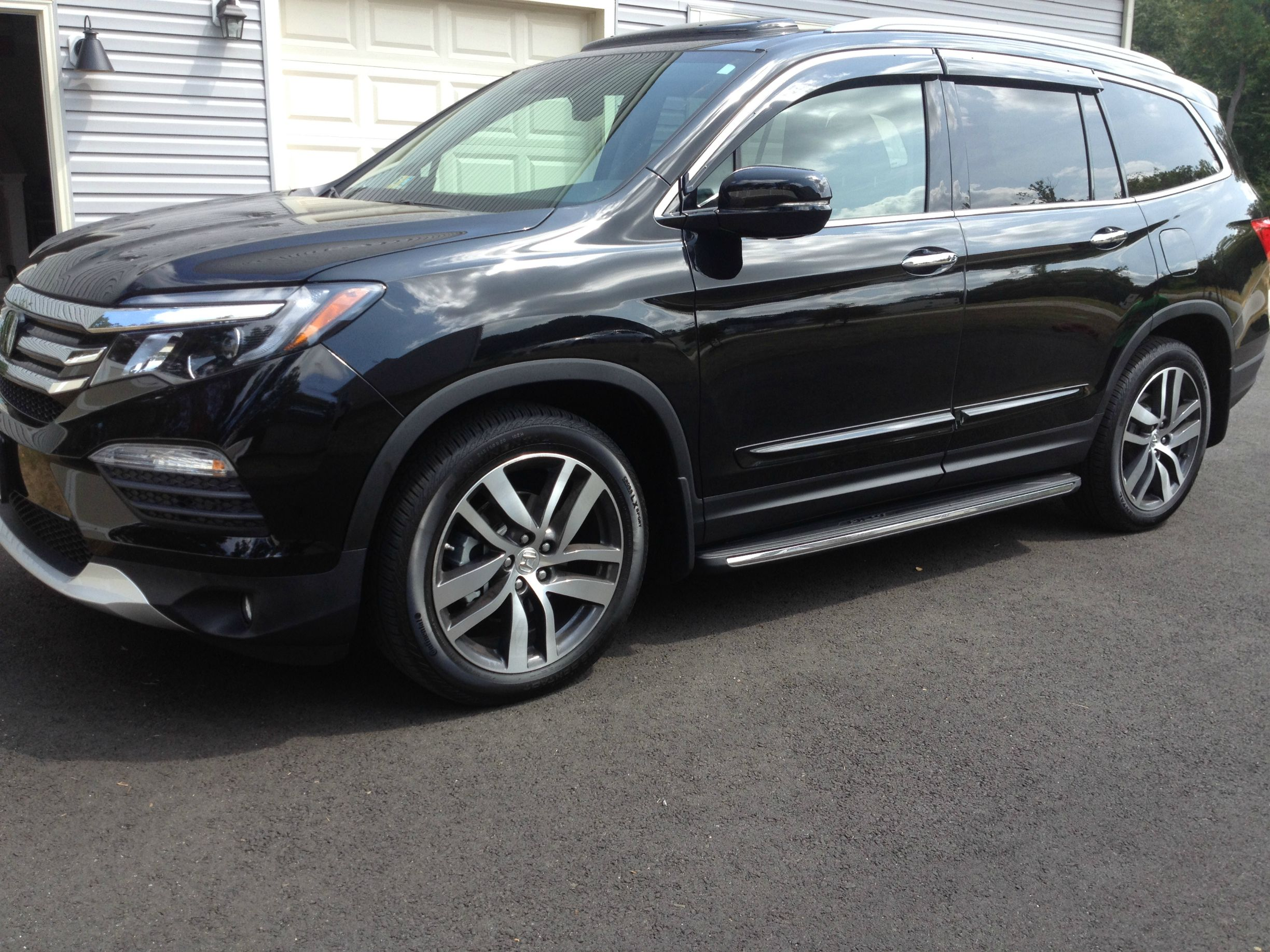 2016 honda pilot ex-l user manual
