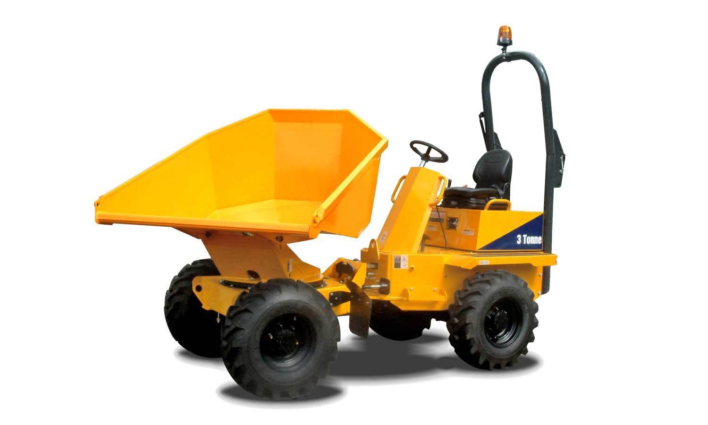 thwaites 4000 dumper parts manual