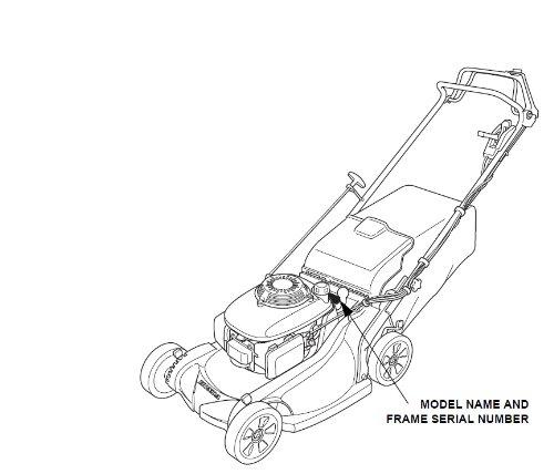 honda hrt2162tda harmony lawn mower manual