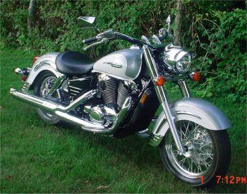 honda shadow 1100 2001 manual
