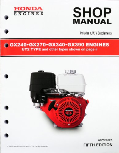 honda es6500 generator shop manual