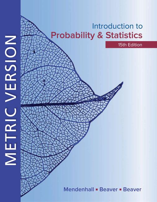introduction to probability and statistics 13th edition solutions manual