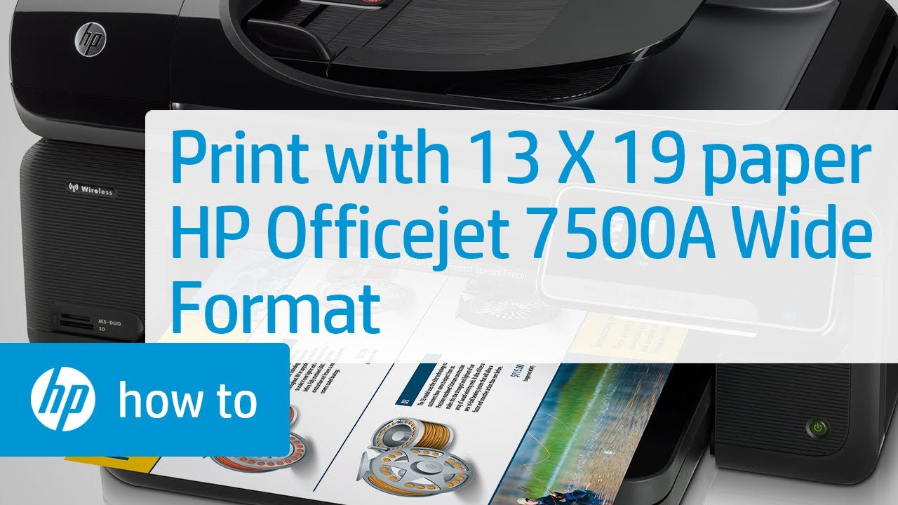 hp 7500a wide format manual