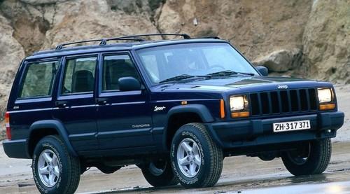 2000 jeep cherokee parts manual