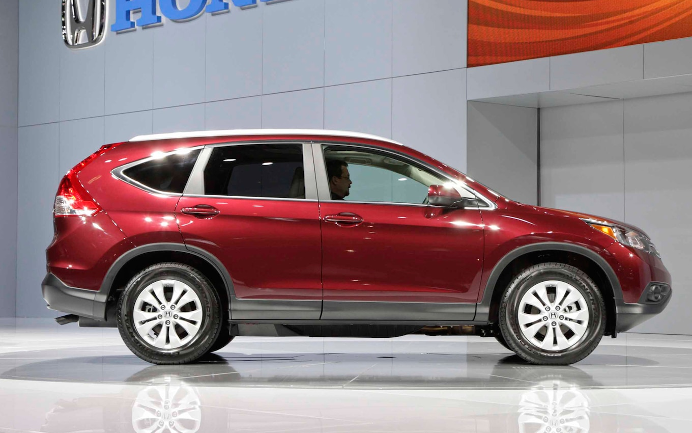 2011 honda cr v manual gas mileage