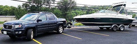 2007 honda ridgeline towing manual