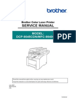 brother mfc 9840 parts manual