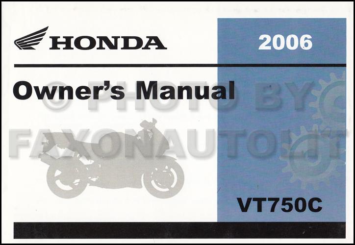 2003 honda shadow vt750dc owners manual