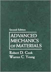 advanced mechanics of materials cook solution manual
