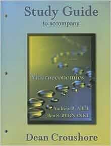 macroeconomics abel bernanke solutions manual pdf