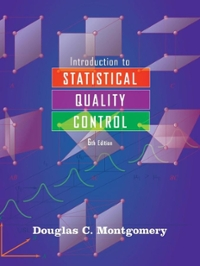 introduction to statistical quality control 7th edition solution manual download