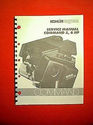 6 hp kohler engine manual