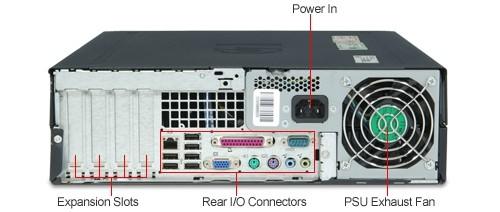 hp compaq dc7600 service manual
