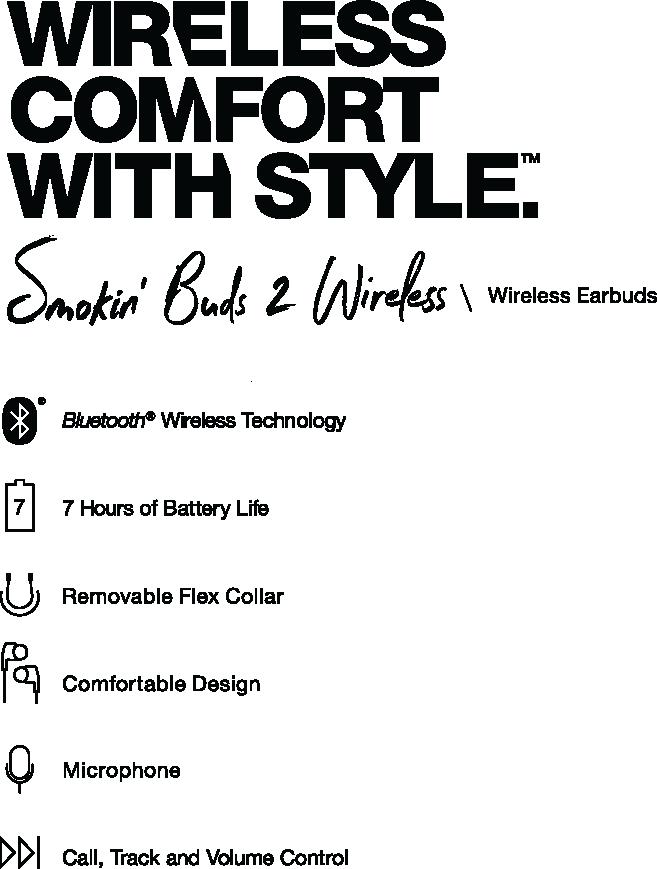 skullcandy smokin buds 2 wireless manual pdf