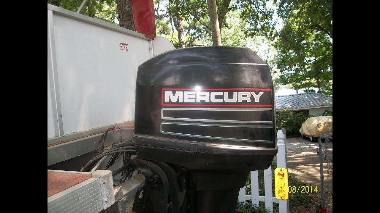 1996 40 hp mercury outboard manual