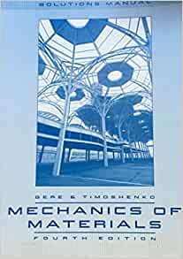 gere mechanics of materials solution manual