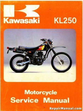1985 honda 250 sx repair manual