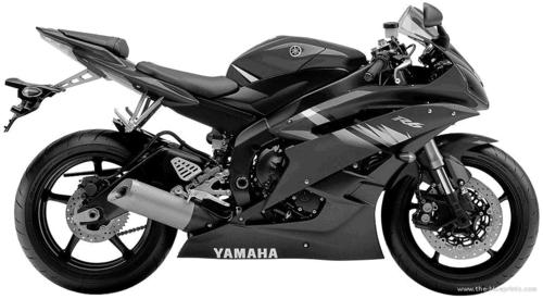 yamaha r6 2006 parts manual