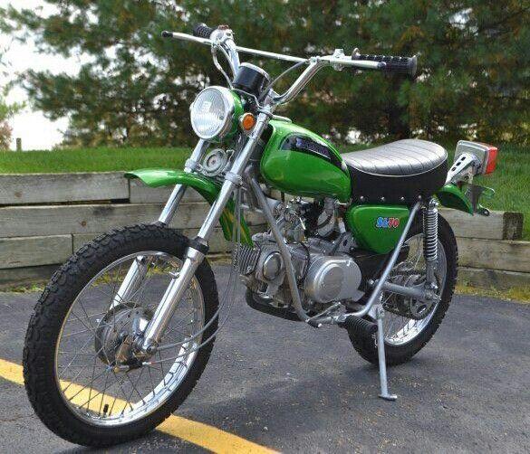 1970 honda sl-70 servive manual