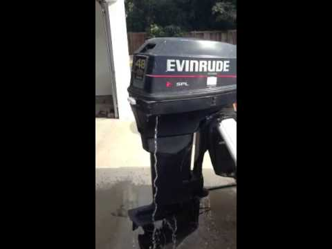 1995 evinrude 40 hp manual