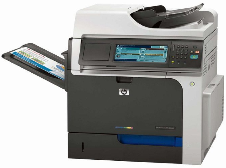 hp cm4540 mfp user manual