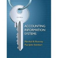 accounting information systems romney steinbart 12th edition solutions manual