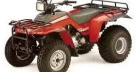 2016 honda fourtrax service manual