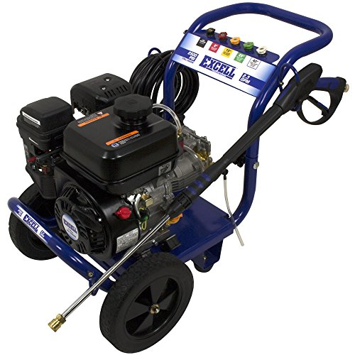 honda excell 2500 pressure washer engine manual