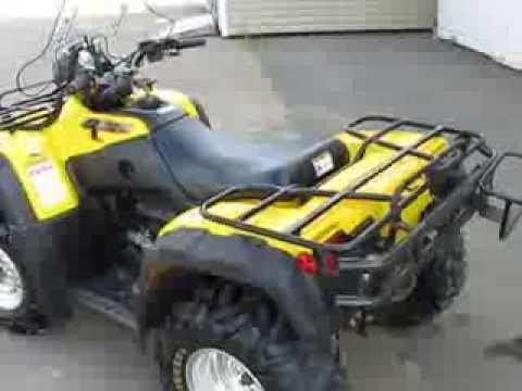 2002 honda rubicon 500 owners manual