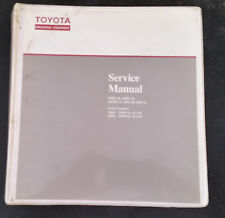 toyota hb 20 parts manual