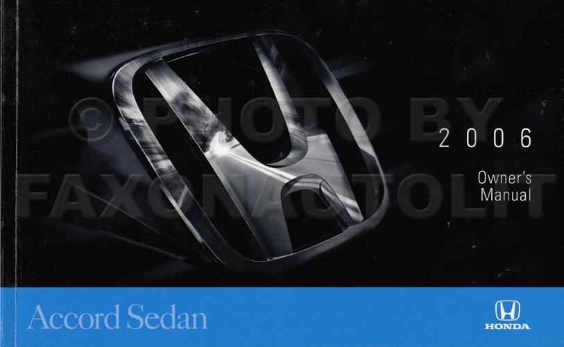 2003 honda accord v6 ex repair manual