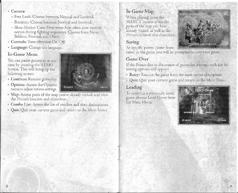 prince of persia 2 manual pdf