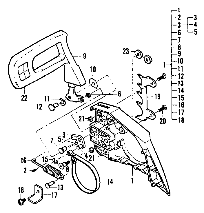 astatic silver eagle parts manual
