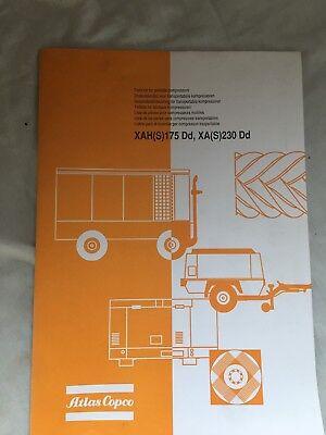 atlas copco gx11ff spare parts manual