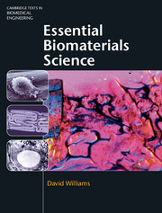 biomaterials the intersection of biology and materials science solution manual