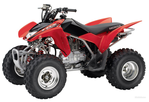 2001 honda fourtrax 250 service manual